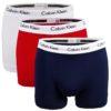Calvin Klein pánske boxerky 3pack Trunks Cotton Stretch I03