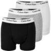 Calvin Klein pánske boxerky 3pack Trunks Cotton Stretch 998