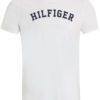 Tommy Hilfiger pánske tričko Cotton Icon SS Tee Logo biele