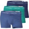 Calvin Klein pánske boxerky 3pack U2664G RWT tricolor