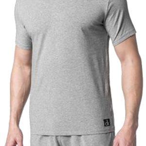 Calvin Klein pánske tričko Comfort Cotton S/S Crew Neck šedé