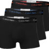Calvin Klein boxerky 3pack U2664G HJX čierne