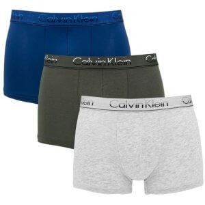 Boxerky Calvin Klein 3 Pack bavlna, modal, microfiber NB1452A JCP