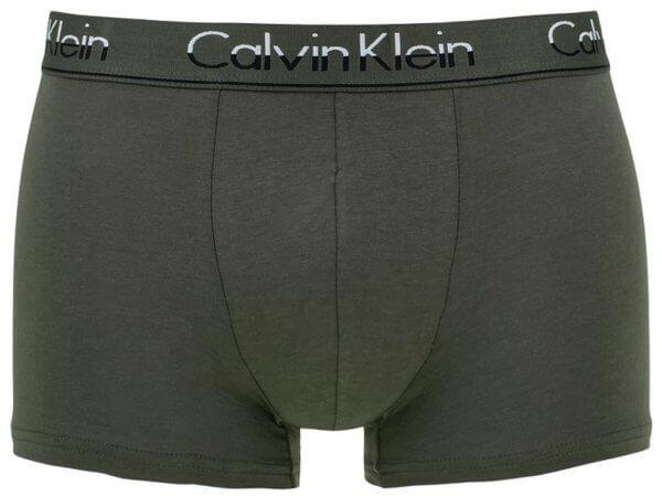 Boxerky Calvin Klein 3 Pack NB1452A JCP khaki modal
