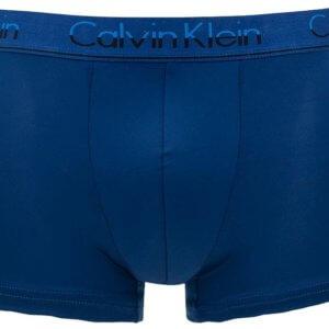 Boxerky Calvin Klein 3 Pack NB1452A JCP modré microfiber