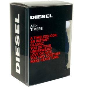 Pánske tričká Diesel Umtee Randal 3 Pack Maglietta detail