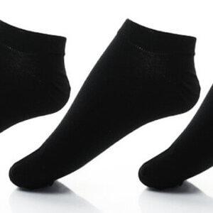 Ponožky Diesel 3 Pack Sock čierne