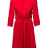 Šaty Tommy Hilfiger Haren Dress červené