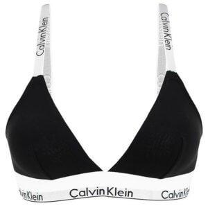 Podprsenka Calvin Klein Logo Strap Triangle 001.01