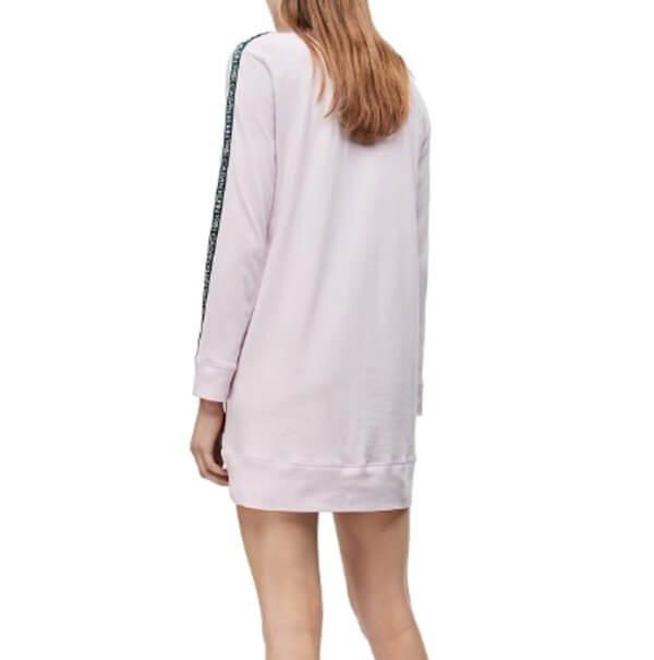 Tričko Calvin Klein Night Shirt 1981 Bold Pink Sky 7JX