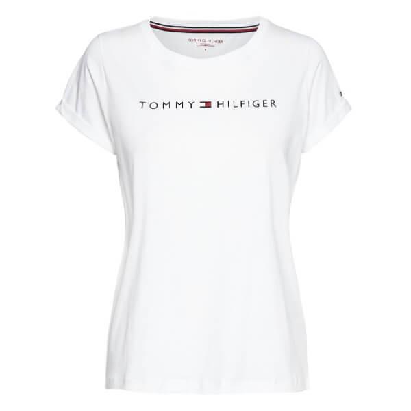 Tričko Tommy Hilfiger Original CN SS Tee Logo 100