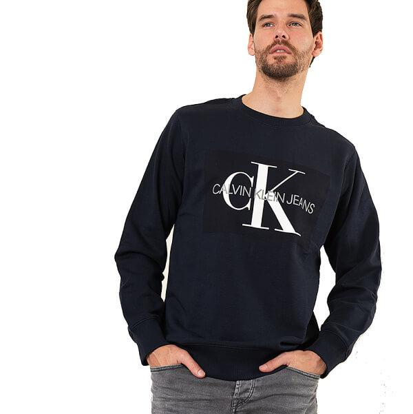 Mikina Calvin Klein Jeans Sweatshirt Night Sky_1