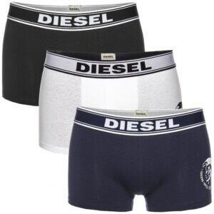 Boxerky Diesel 3 Pack Boxer tricolor 02