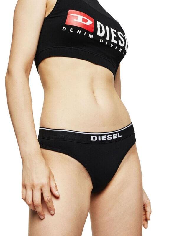 Diesel tangá dámske 3 Pack String E4372 2 tricolor