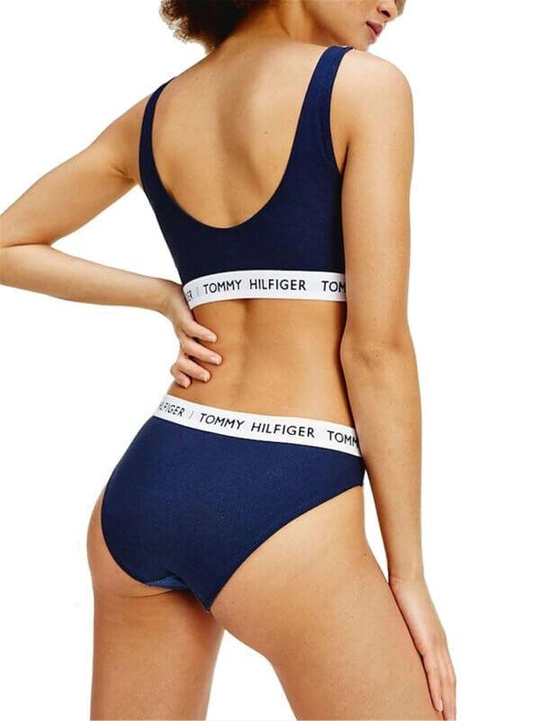 Tommy Hilfiger nohavičky Bikini Print Logo 01S