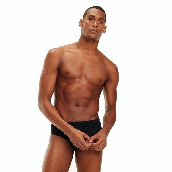 Tommy Hilfiger plavky pánske Essential Swim Briefs BEH čierne