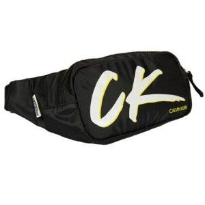 Calvin Klein dámska ľadvinka Waistbag čierna