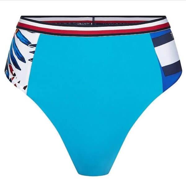 Tommy Hilfiger plavky dámske-nohavičky vysoké High Waist Bikini 0K5_04