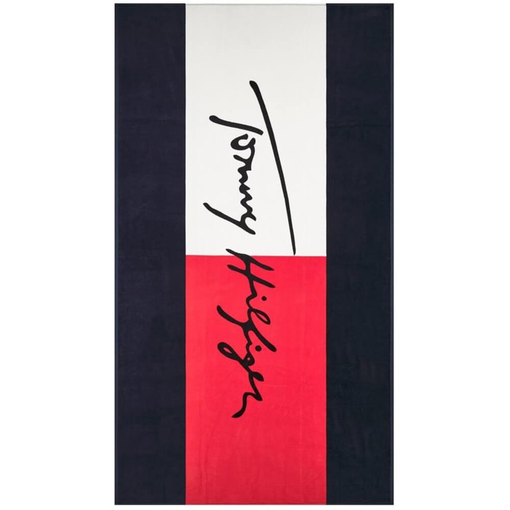Tommy Hilfiger uterák osuška Towel CUN